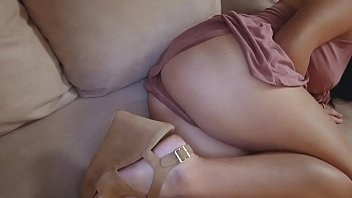 Step dad caught masturbating by dreaming stepdaughter