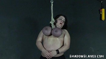 Andreas tit h. and extreme mature breast of hung and whipped slave