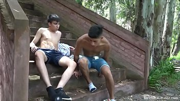 Young David and Nestor Barebacking