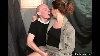 Rough Anal For Dutch MILF
