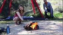 FantasyHD Young Girl Camping sex 7 min