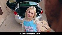 ExxxtraSmall - Chloe Temple Lets Big Cock Neighbor Helps Her