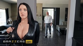 Big Butts Like It Big - (Angela White,  Zach Wild) - Busting On The Burglar - Brazzers 10 min