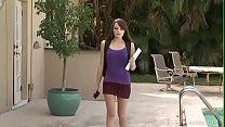 schoolgirl creampie - MORETEENPLEASE.COM