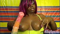 Busty Cosplay Girl Sucking A Bad Gragon : Nilou Achtland