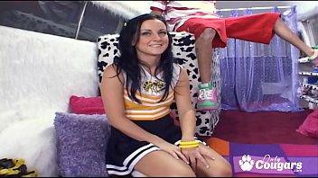 Cheerleader Melissa Matthews Lets The Ice Cream Man Taste Her Pussy 37 min
