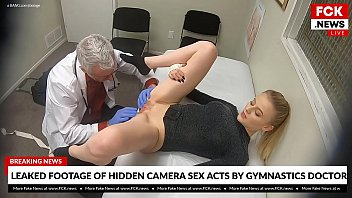 FCK News - Leaked Footage Of Doctor Fucking His Blonde Patient