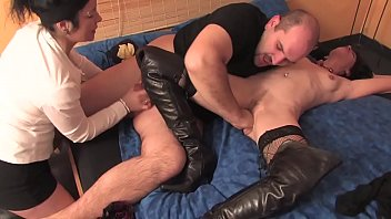 Free version - My husband is a bull in bed four women for his cock