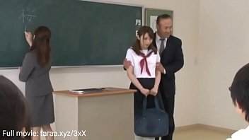 Studerende sex offentligt i klasseværelset