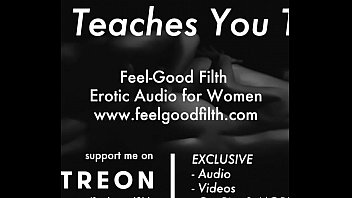 DDLG Roleplay: Daddy Teaches You To Fuck (feelgoodfitlh.com - Erotic Audio for Women)