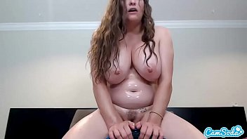 CamSoda - Elay Smith BIG Tits Sybian Masturbation