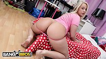 BANGBROS - Sexy Blonde PAWG Lilith Lee Taking Anal Like A Boss
