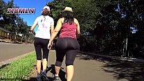 Candid Booty Rabuda Bunduda Bucetona Butt Voyeur Culona Pawg BBW 211MLN - 220MLN