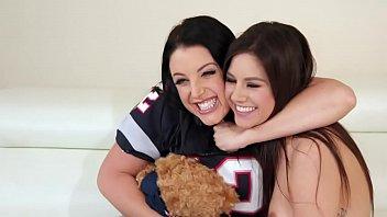 Angela White and Her Lesbian Wife Shyla Jennings