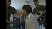 Slutty Japanese Wife Gets Gangbanged By Robbers