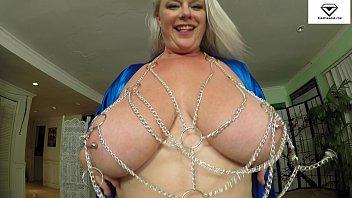 Cameron Skye BBW Huge Tits Creampie