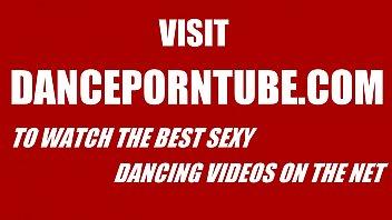 filthy thai whore dancing in spandex