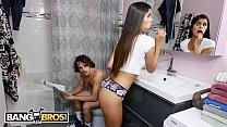 BANGBROS - On The Toilet When Roommate Katya Rodriguez Walks In