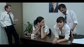 Secretaries getting fucked (mainstream Argentine movie) 3 min