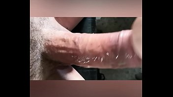 masturbation machine cum close up