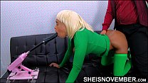I Stole Step Dad Money, Now I Have To Pay. Cute Black StepDaughter Msnovember Fauxcest Extreme Sex Machine Punishment. Nasty Hardcore BDSM Kink BJ And Cunt Violated , Huge Titties Areolas Close Up , While Her Mom Is Gone by Sheisnovember 4k UHD