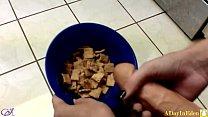 Futanari Fantasies : Cumming On My Cereal : A Sneak Peek