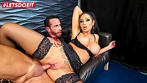 LETSDOEIT - Dirty Eager Boss Craves For That German Pussy - Jacky Lawless