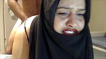 CRYING ANAL ! CHEATING HIJAB WIFE FUCKED IN THE ASS ! bit.ly/bigass2627