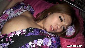 Japanese housewife, Emiko Shinoda had sex, uncensored