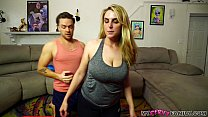Busty Mom Gets Stretched Out by Big Dick Son 12 min