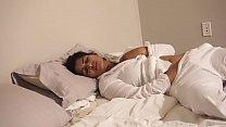 Desi Bhabi fucks herself in bed - Maya