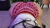 Hot Latina Big Ass Fucks Bad Santa