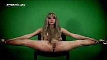 """Flexible """"Blonde"""" Anna - Magic Chair"""