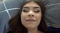 Amateur POV fucking and orgasms with a super hot teen (Winter Jade)