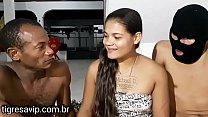 Trailer tigresa convida um negão e um novinho em sua casa para fazer aquele sexo gostoso rolou até DP gozada na boca gozada na buceta gozada no cu