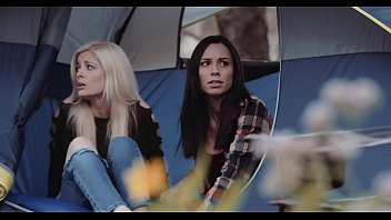 Horrified Lesbians In The Woods - Aidra Fox, Charlotte Stokely