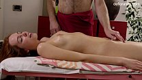 Amy Ledenez Massage for the first time 6 min