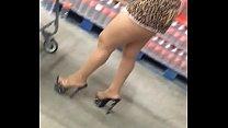 en el supermercado luciendome
