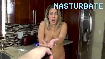 Son Controls Mom with Magic Remote Control - Son Mom to Fuck Him, POV - Mom Fucks Son, Sex, MILF - Nikki Brooks 10 min