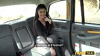 Fake Taxi British Indian Asian with a perfect booty fucked in taxi 12 min
