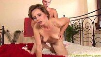 b. sex with my skinny stepmom