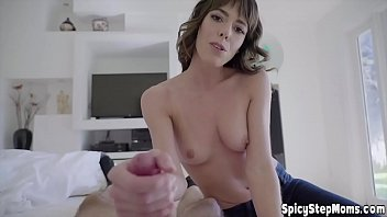 MILF goddess Vera King jumps on a cock for a POV fuck