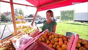 Kristina - Fruit seller from Croatia