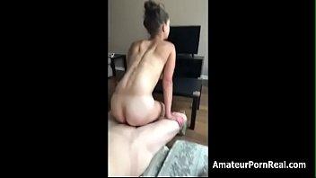 Amazing Body Real Amateur Wife Lunch Breaks Fuck
