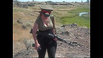 Mal Malloy Fully Clothed - (X) Army Shooting