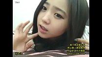 Korean girl take a shower