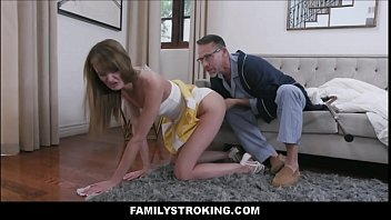 Petite Teen Granddaughter Zoe Sparx Family Fucked By Her Dirty Grandpa