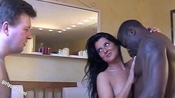 WTF!!! Nadja turns her boyfriend into a cuckold