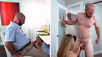 DON'T FUCK MY DAUGHTER  Teen Alyssa Cole Gets Her Way With Daddy's Friend