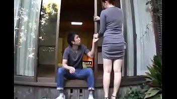 JAV - Sit sad and call you cave lover big tits to lick the vagina then fuck extremely happy/Chitose Saegusa